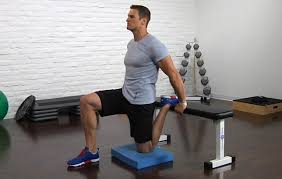 Some stretching routines for tight muscles